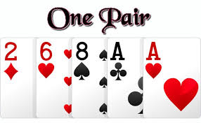 urutan kartu poker one pair