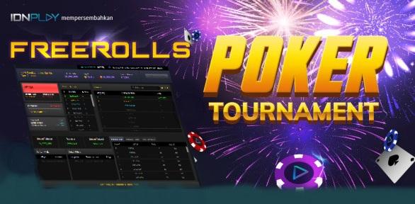 turnamen poker idn