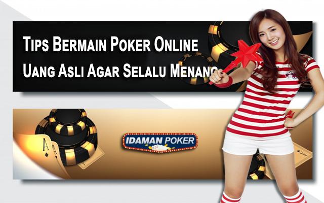 mengetahui rumus Poker terbaru