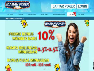 Poker Online Pakai Uang Asli