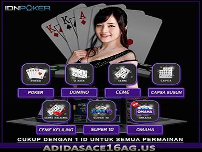 daftar jadi member baru poker online